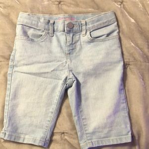 PLACE jean shorts size 6x/7